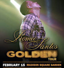 ROMEO SANTOS EN EL MADISON SQUARE GARDEN DE NEW YORK