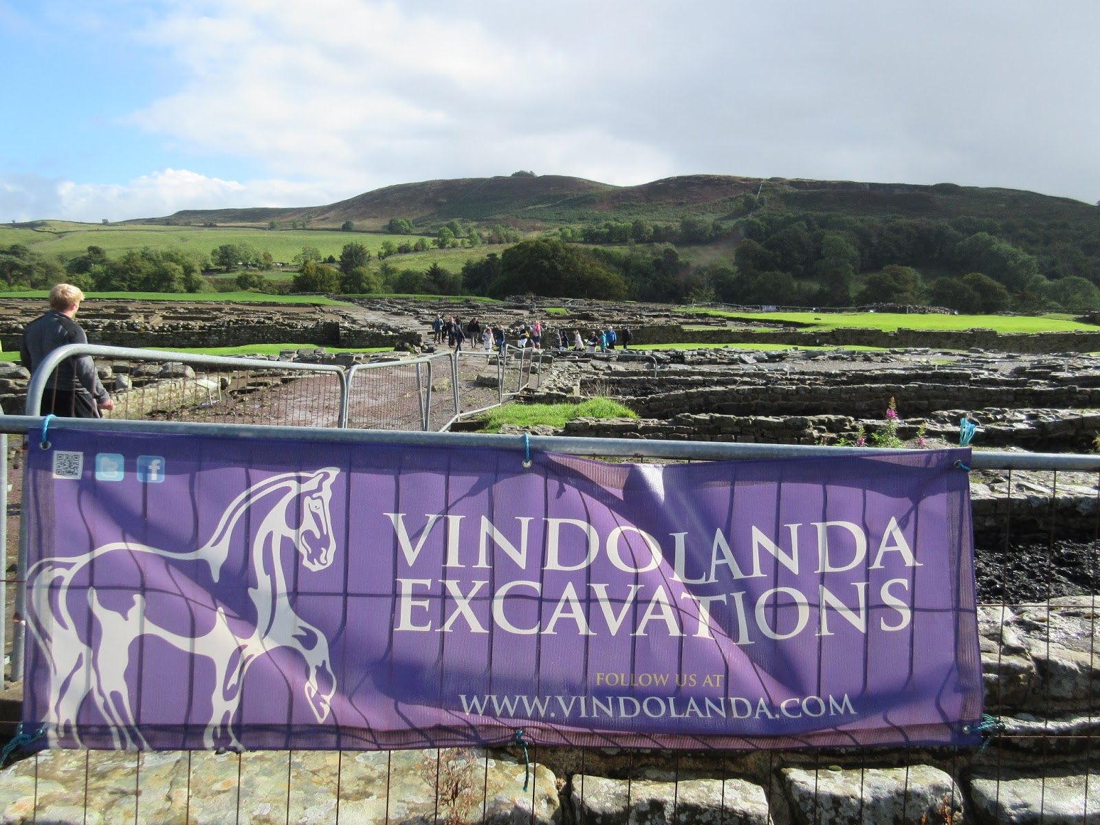 Vindolanda and the roman army museum northumberland eccentric vindolanda and the roman army museum northumberland stopboris Images