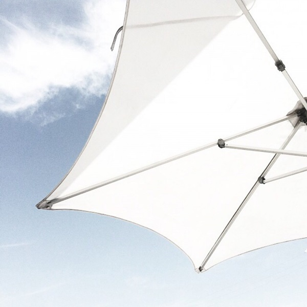 summer moodboard beach ocean white umbrella by figtny