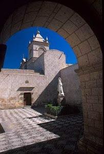 Monasterio Santa Teresa