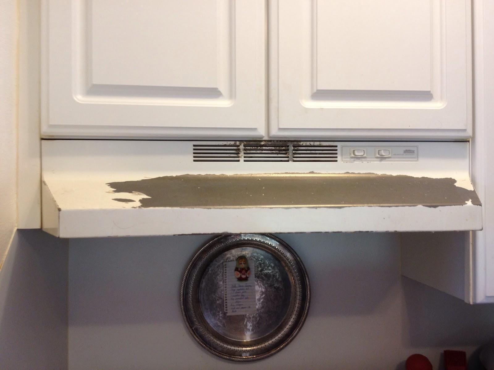Kitchen Air Vent | The Creaking Floorboard Range Hood Re Do