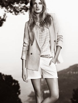 moda mujer Massimo Dutti primavera verano 2014 lookbook