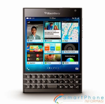 Harga BlackBerry Passport
