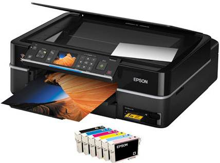 Epson Stylus Photo TX700w Resetter Download