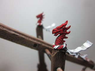 How to Paint a Trebuchet for Warhammer