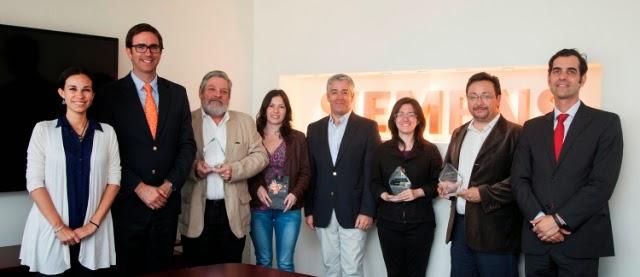 """Programa """"Tierra Adentro"""" gana primer lugar del Premio de Periodismo Siemens"""