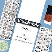 BornPrettyStore 10% off code: ZNVB10