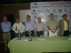 III LATINOAMERICANO 2012