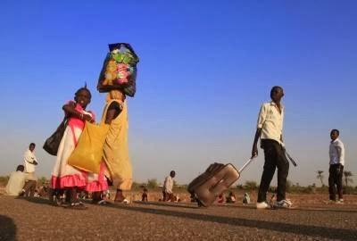 SUDAN-SSUDAN-UNREST-REFUGEE
