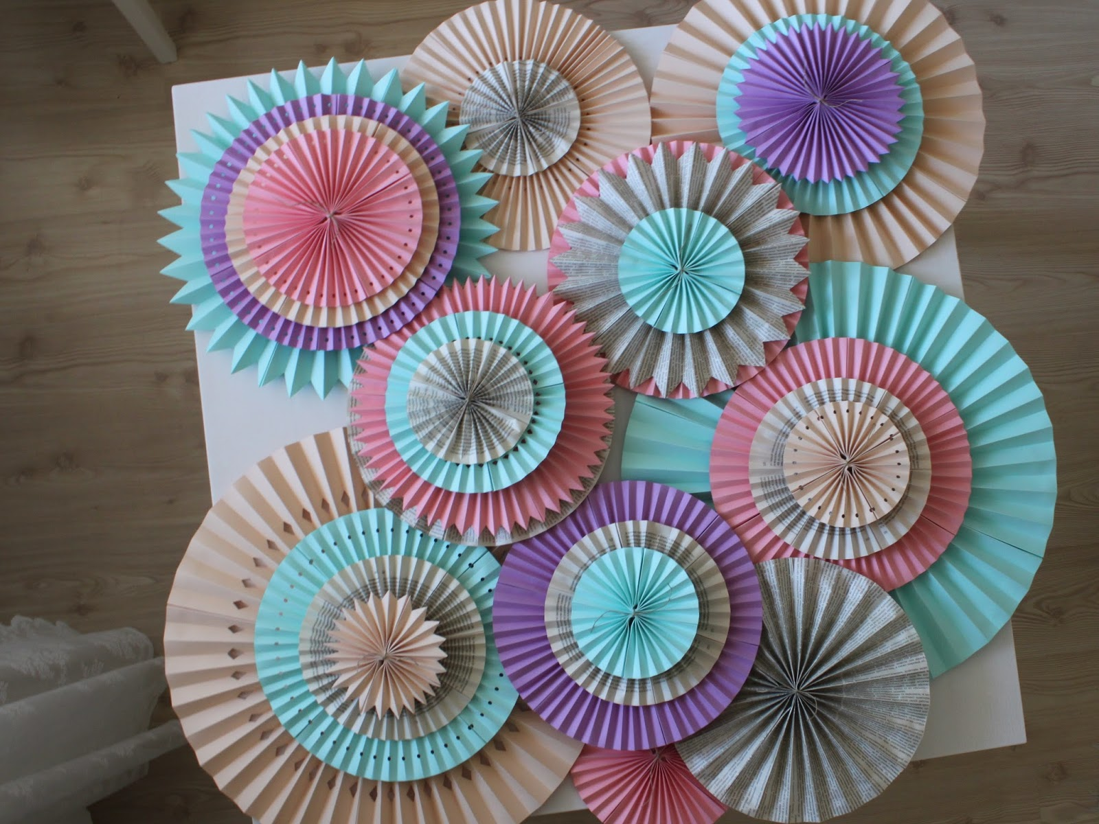Поделки из бумаги - как разнообразить и украсить свой дом (106) 26