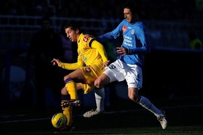 Novara Fiorentina 0-3 highlights