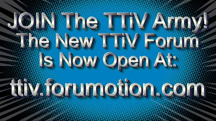 New TTiV Forum Open