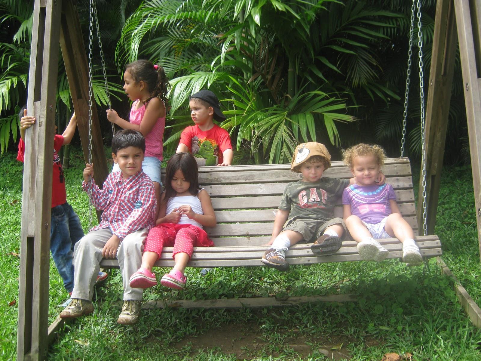 Jard n infantil mis amiguitos for Amiguitos del jardin