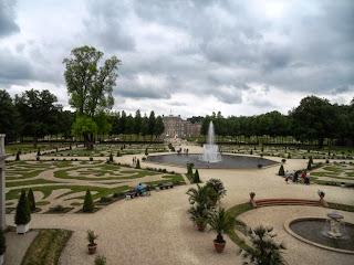 Fotografia do Jardim do Palácio