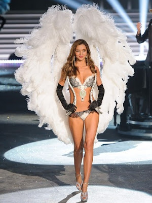 Glimpse of Victoria's Secret Fashion Show 2012: Hot Photos