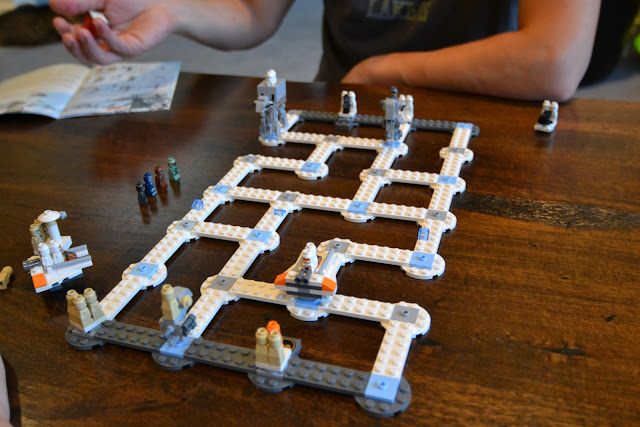Battling it out with Star Wars: Battle of Hoth