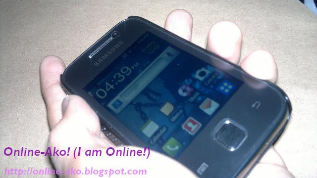 Review: Samsung Galaxy Y S5360