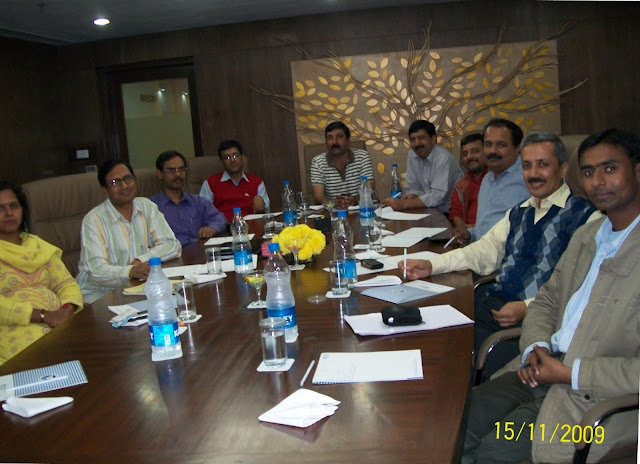Planning Meeting at Fortune Hotel, Noida