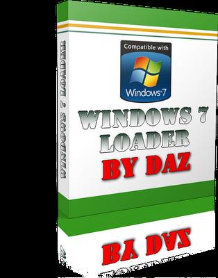 Windows+7+Loader+v2.0.6+by+Daz Windows 7 Loader v2.0.6 by Daz (x86   x64)