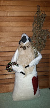 "17"" STANDING SHEEP DOLL"