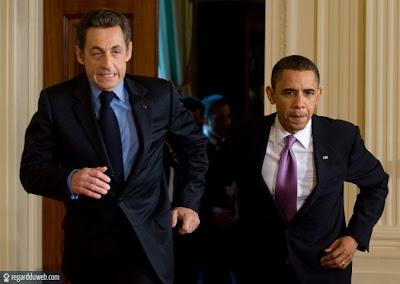 Images poilantes et surprenantes Célébrité - Sarkozy v8