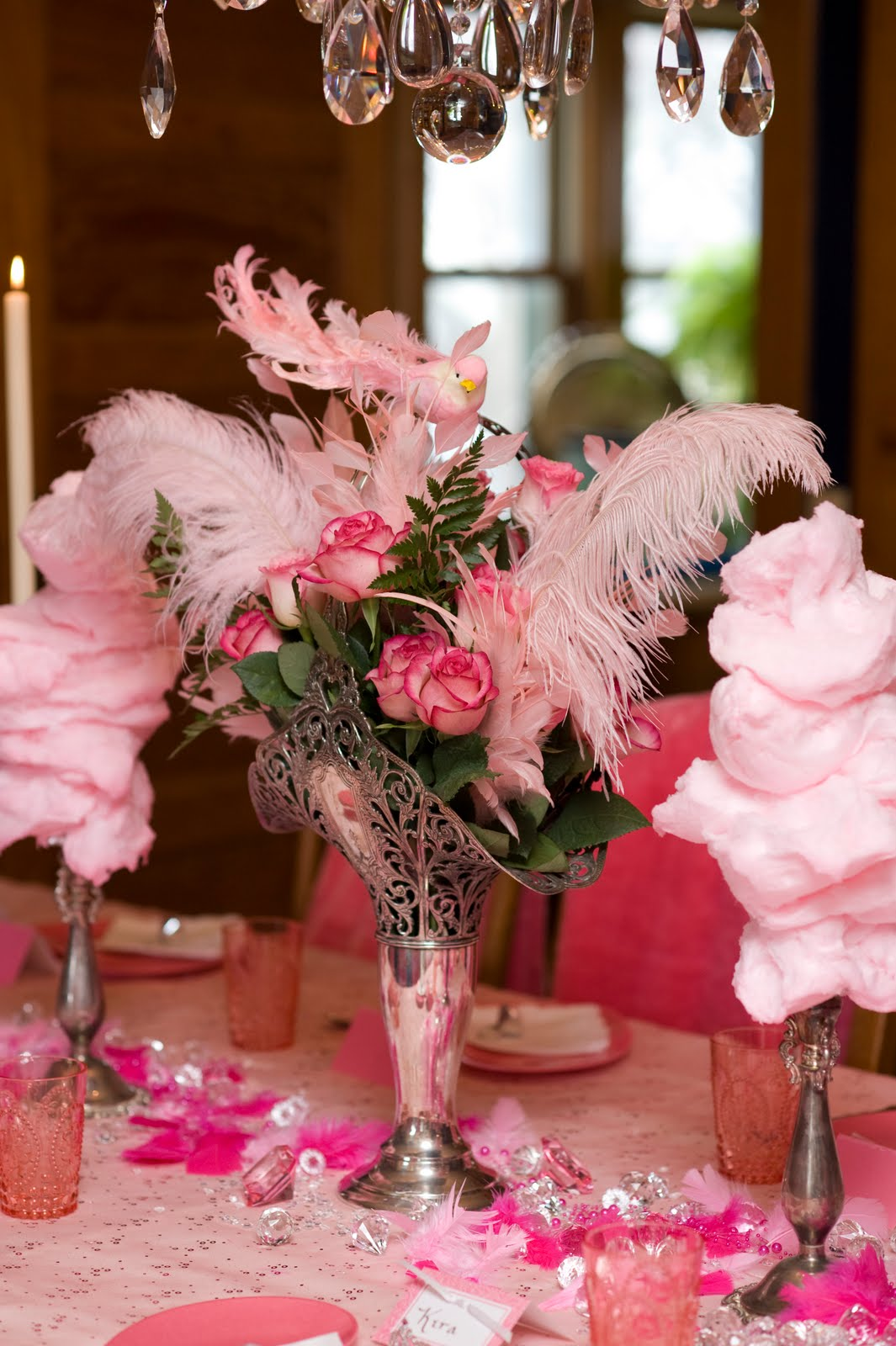 Northern Girl with a Southern Soul Fancy Nancy Party