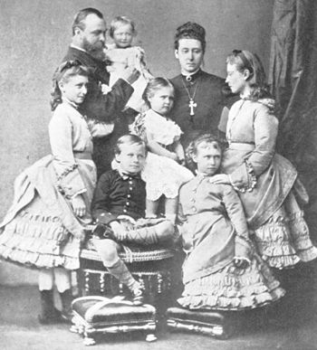 How Many Kids Did Queen Victoria Had
