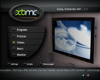 تحميل برنامج مشغل الفيديوهات والمرئيات xbmc media center download