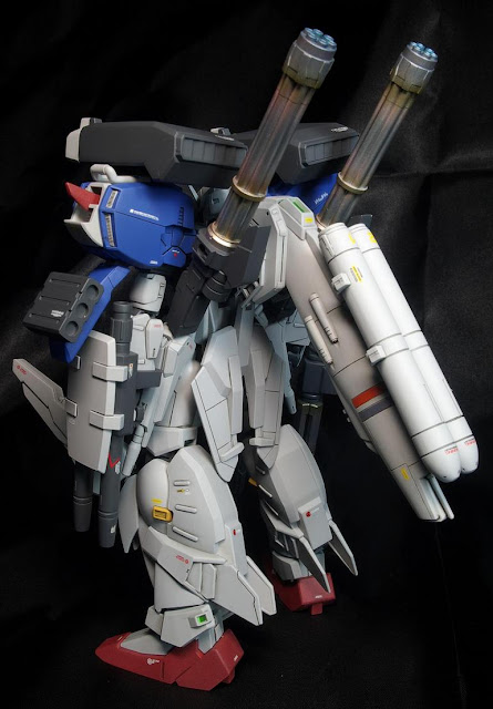 The Revival Of Zeon Full Armor Ex-s Gundam
