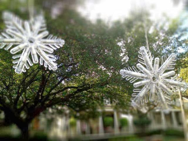 Snowflakes and Stars in Oakleigh