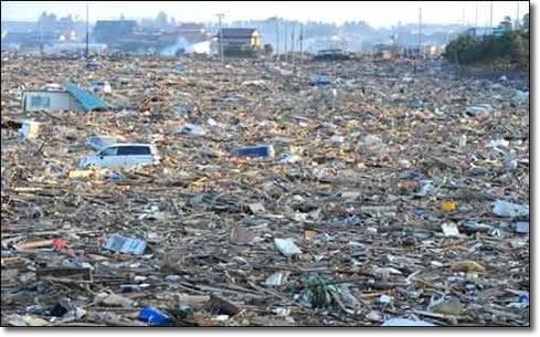 Tsunami unforgettable pictures