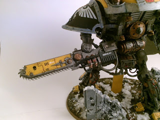 40k Imperial Knight Errant - Reaper Chainsword