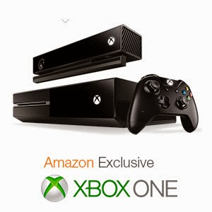 Amazon: Buy Xbox One Console and FIFA 15 DLC Game at Rs.29990
