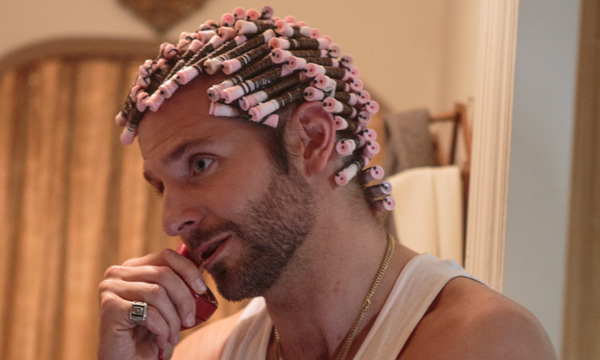 Bradley Cooper en American Hustle