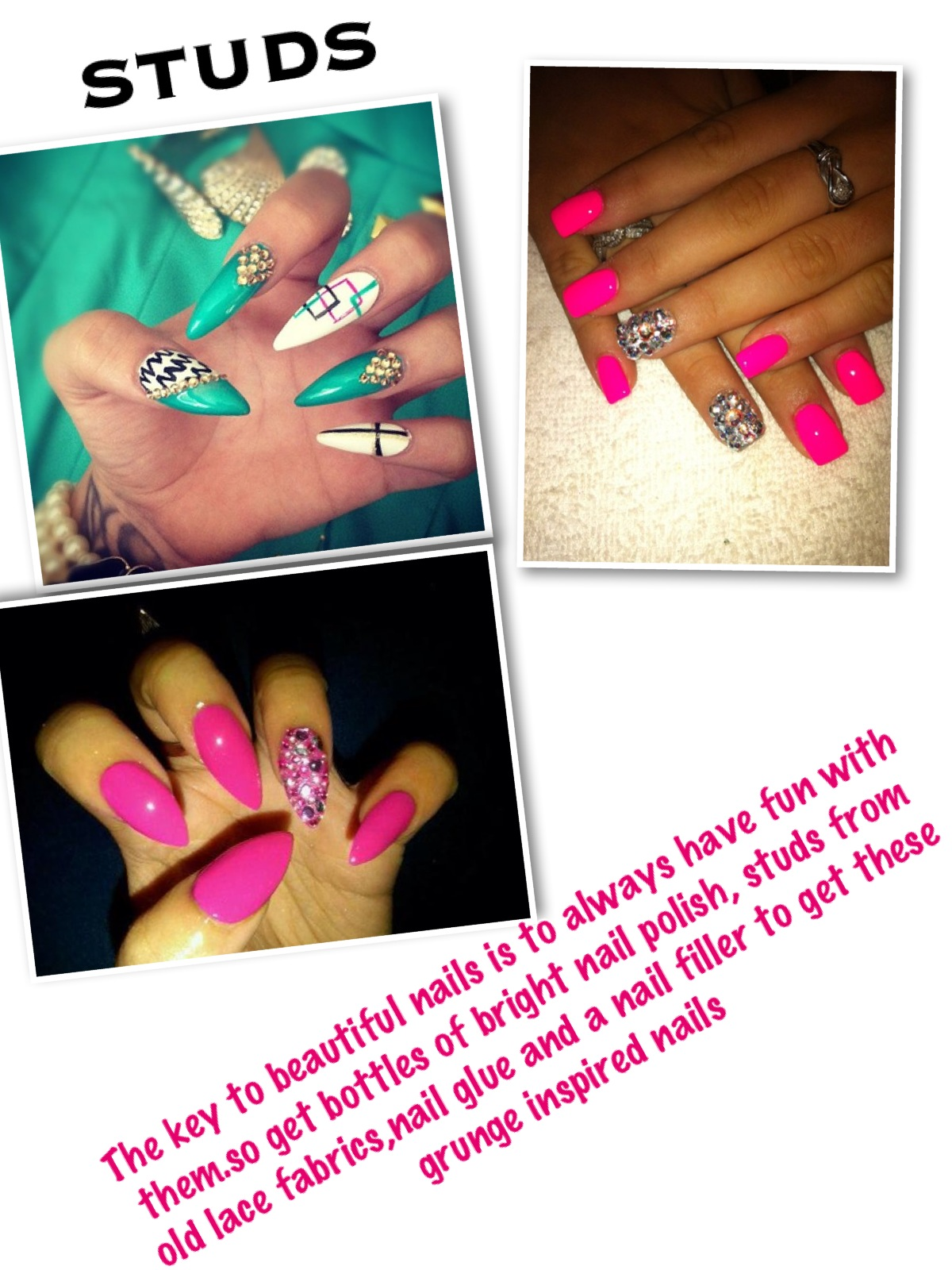 Welcome to Fari Boudoir: For the love of Nails