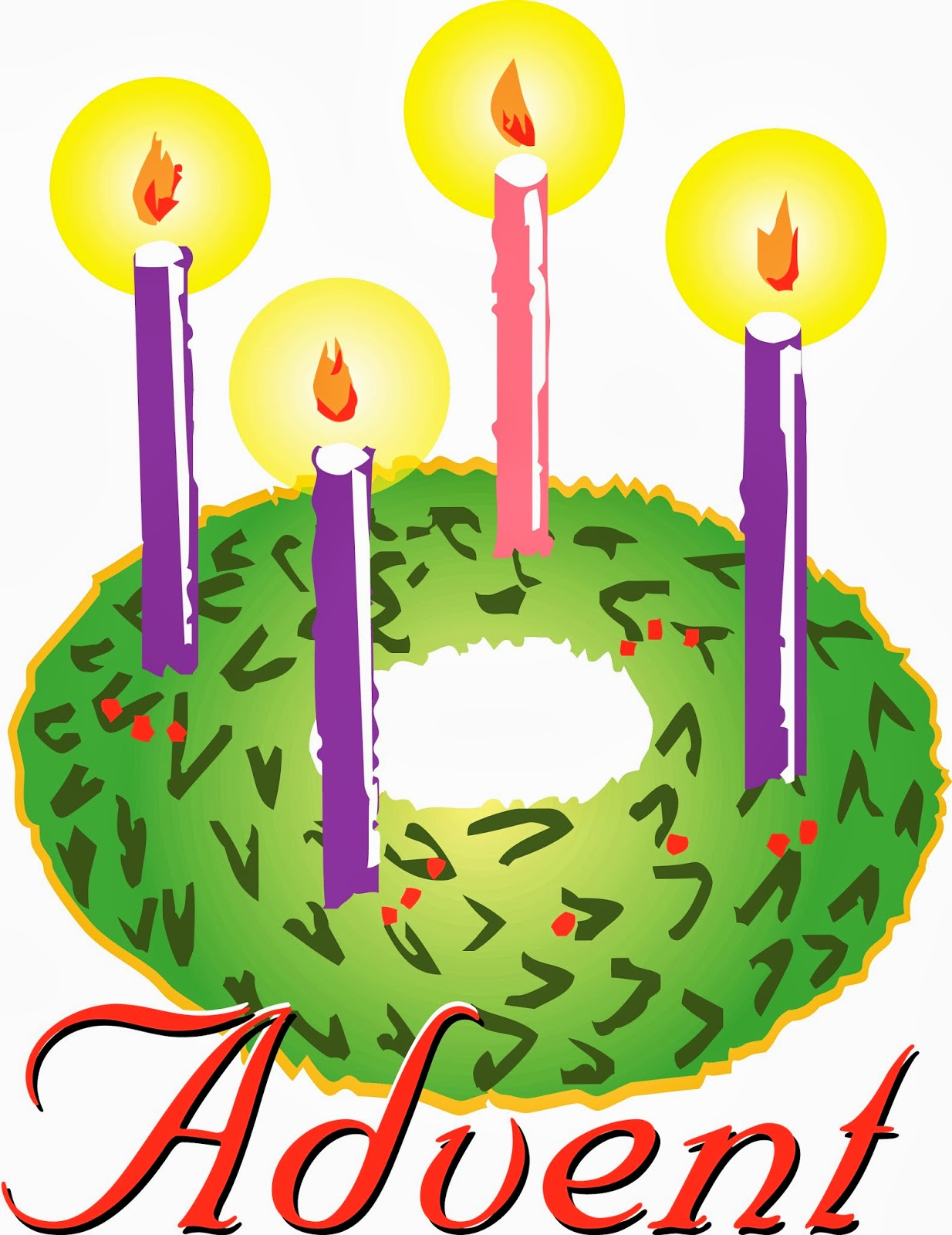 Advent Clip Art | Search Results | Calendar 2015