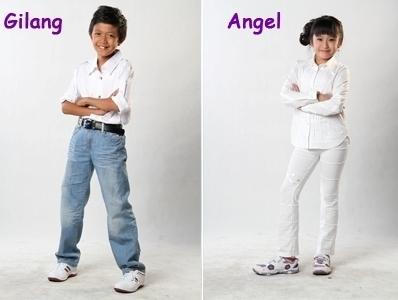 Gilang & Angel (Idola Cilik 2013)