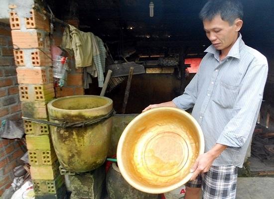 Nước nhiễm phèn ảnh hưởng đến đời sống người dân