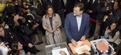 """Rajoy: """"Estoy preparado para lo que los españoles quieran"""""""