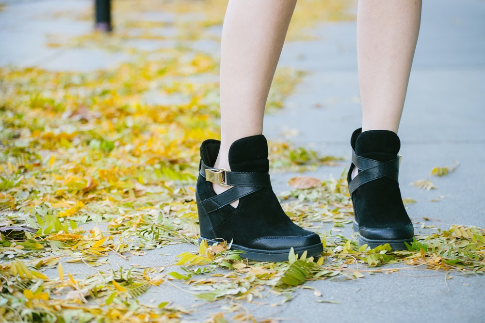 Aldo sneaker boots | In good faith, Tess