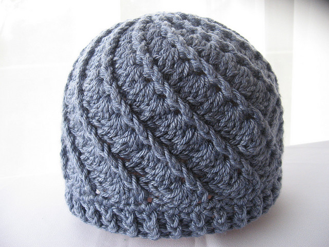 Crocheting Hats Patterns : 1768.- Gorros de ganchillo para... ?reducir el stash de lana ...