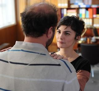 """Audrey Tautou em cena do filme """"A Delicadeza do Amor"""""""
