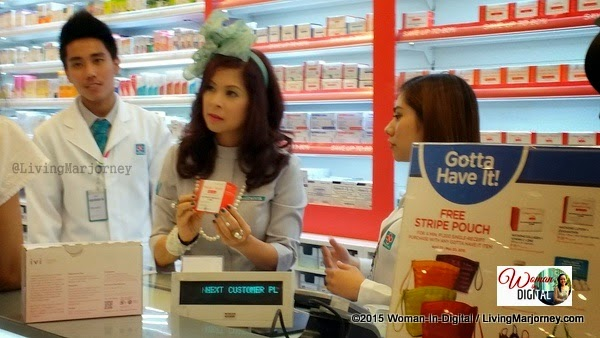 Tessa-Prieto at Watsons-Pharmacy