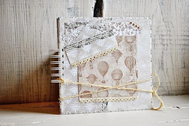 kalendarz na 2014 scrapbooking