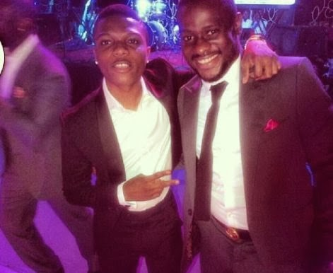 wizkid and manager