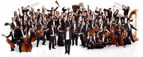 Orquestra Petrobras Sinfônica se apresenta no Shopping Grande Rio