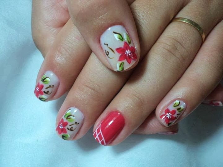 101 Sensacionales Ideas De Uñas Decoradas - Mujeres Talk