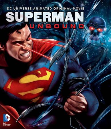 ดูการ์ตูน ซูเปอร์แมน ศึกหุ่นยนต์ล้างจักรวาล Superman Unbound