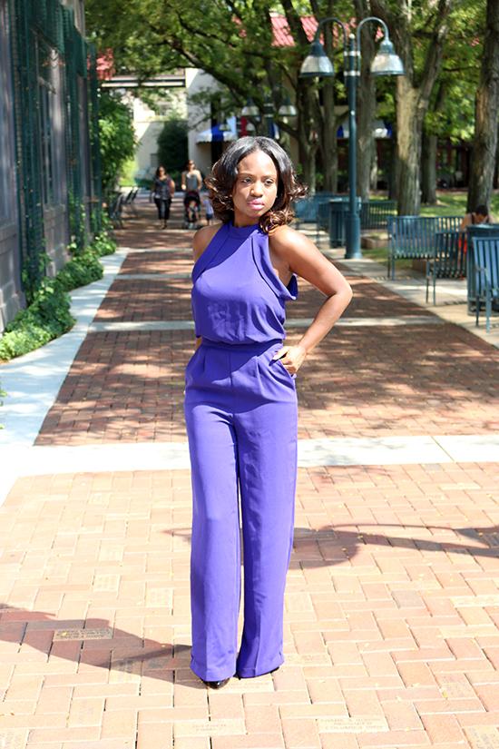 blue jumpsuit, roupas da moda, macacão longo azul, moda feminina, blog de moda, dicas de moda