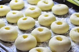 membuat kue donat lembut dan enak